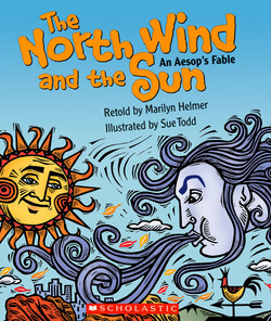 The North Wind and the Sun book