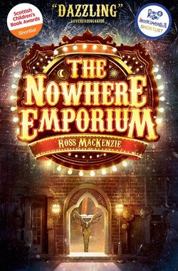 The Nowhere Emporium book