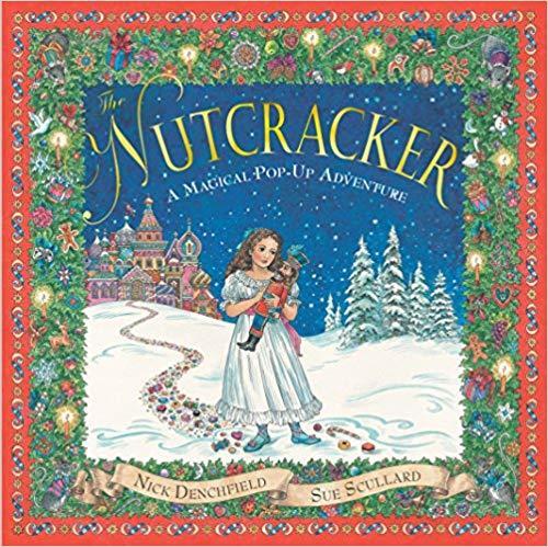 The Nutcracker : A Pop-Up Book for Christmas book