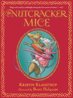The Nutcracker Mice book