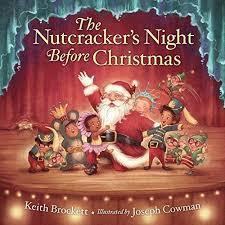 The Nutcracker's Night Before Christmas book