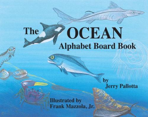 The Ocean Alphabet Board Book book