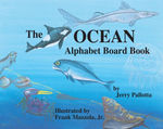 The Ocean Alphabet Board Book book