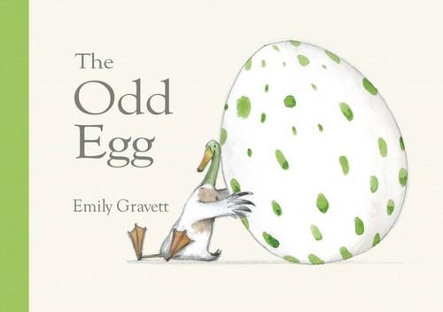 The Odd Egg book