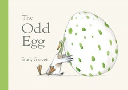 The Odd Egg book