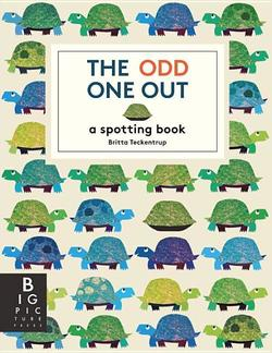The Odd One Out: A Spotting Book book