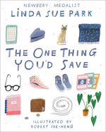 The One Thing You'd Save book