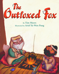 The Out-Foxed Fox book