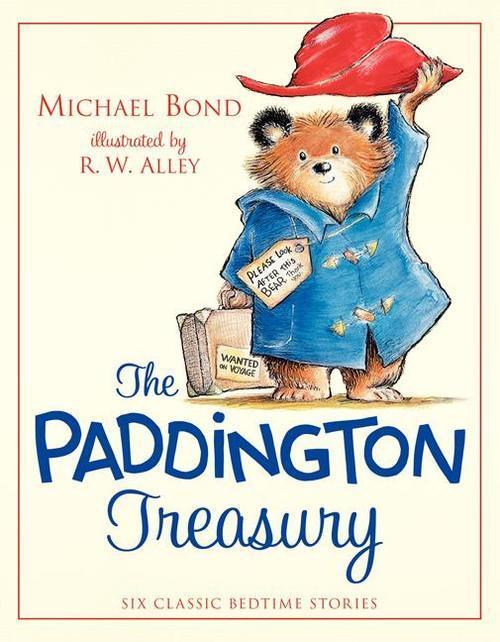 The Paddington Treasury: Six Classic Bedtime Stories book