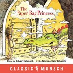 The Paper Bag Princess book