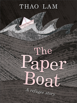 The Paper Boat: A Refugee Story book