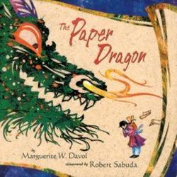 The Paper Dragon book