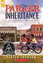 The Parker Inheritance (Scholastic Gold) book