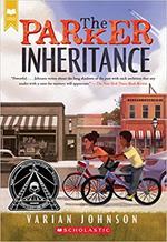 The Parker Inheritance book