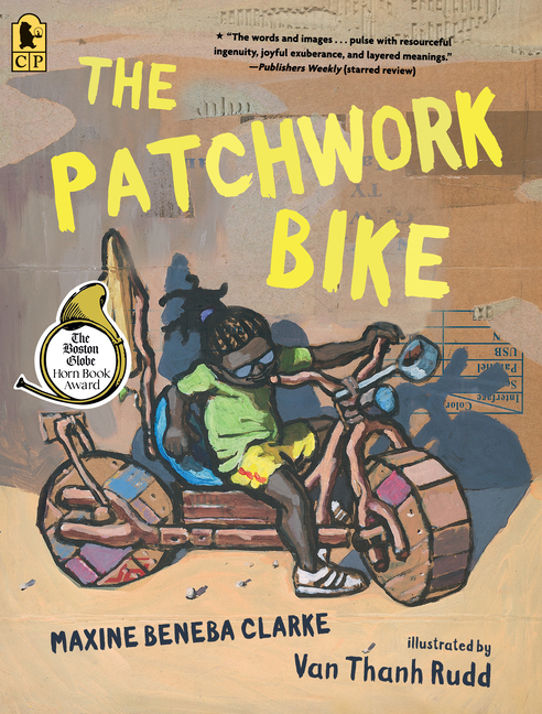 The Patchwork Bike book