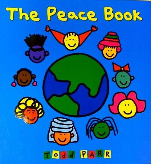 The Peace Book book