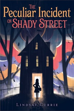 The Peculiar Incident on Shady Street book