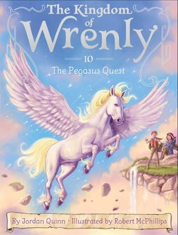 The Pegasus Quest book