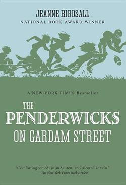 The Penderwicks on Gardam Street book