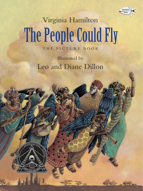 The People Could Fly: The Picture Book book