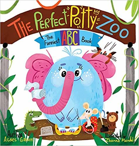 The Perfect Potty Zoo: The Funniest ABC Book book