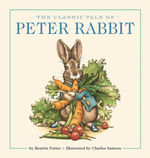 The Peter Rabbit Oversized Padded Board Book book