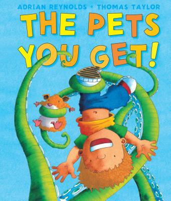 The Pets You Get book