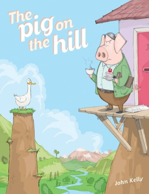The Pig on the Hill book