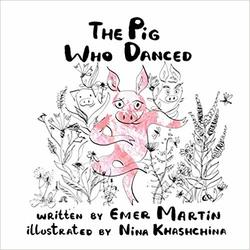 The Pig Who Danced book