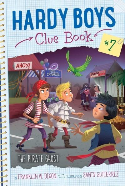 The Pirate Ghost book