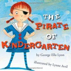 The Pirate of Kindergarten book
