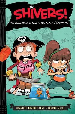 The Pirate Who's Back in Bunny Slippers book