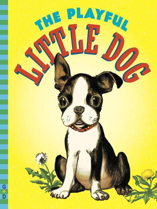 The Playful Little Dog book