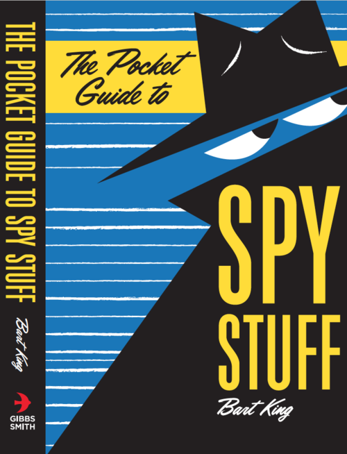 The Pocket Guide to Spy Stuff book