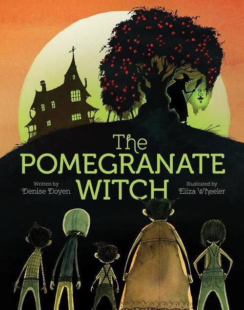 The Pomegranate Witch book