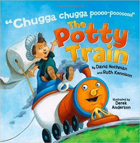 The Potty Train Book