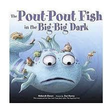 The Pout-Pout Fish in the Big-Big Dark Book