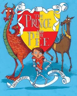 The Prince and the Pee book