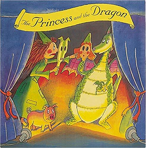 The Princess and the Dragon  book