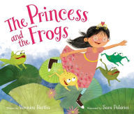 The Princess and the Frogs book