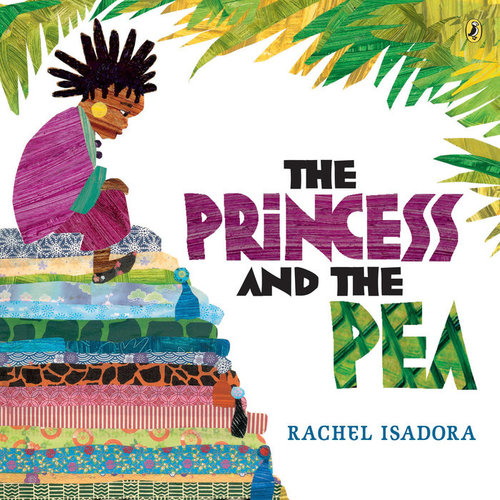 The Princess and the Pea book
