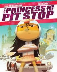 The Princess and the Pit Stop book