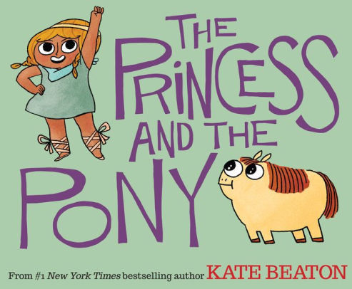 The Princess and the Pony book