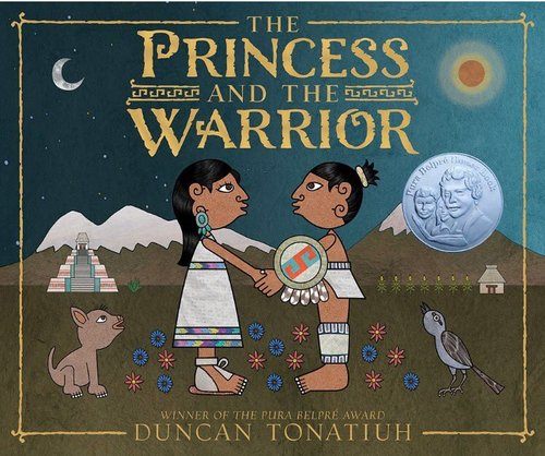 The Princess and the Warrior: A Tale of Two Volcanoes book
