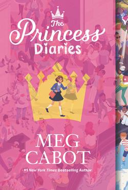 The Princess Diaries book