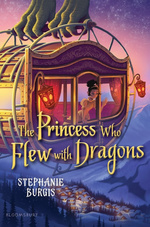 The Princess Who Flew With Dragons book