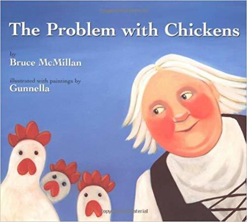 The Problem With Chickens book