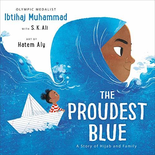 The Proudest Blue book