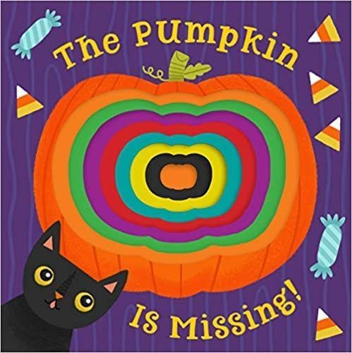 The Pumpkin Is Missing! book