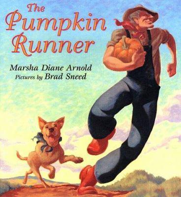 The Pumpkin Runner book